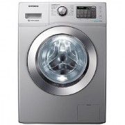 Samsung WF602U0BHSD/TL Fully-automatic Front-loading Washing Machine (6 Kg Silver)