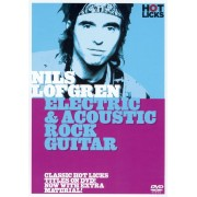 Nils Lofgren: Electric and Acoustic Rock Guitar [DVD]