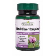 Natures Aid Red Clover Complex with Sage , 60 Tablets