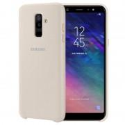 Capa Dual Layer EF-PA605CFEGWW para Samsung Galaxy A6+ (2018) - Dourado