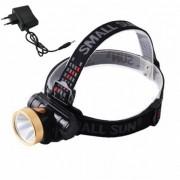 Lanterna Frontala LED 3W cu Acumulator 220V Small Sun H11