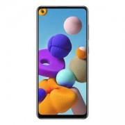 Смартфон Samsung GALAXY A21s (SM-A217), 32GB/3GB, Dual SIM, Octa-Core 2.0 GHz, 6.5 инча 1480x720 HD+, 5000 mAh, 4G, SM-A217FZKNEUE