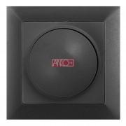 ANCO Premium fényerőszabályzó, keret nélkül, grafitszürke