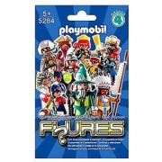 PLAYMOBIL Boys Mystery Figures - Series 4 Action Figure (Styles May Vary)