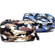 Tied Ribbons Travelling Shaving Kit Pouch Toiletry Bag for Men Travel Shaving Bag(Multicolor)