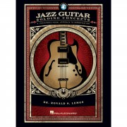 Hal Leonard Jazz Guitar Soloing Concepts Book and CD