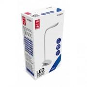 Asztali LED lámpa fehér csiptethetõs 3W