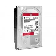 """WD 6TB 3.5"""" SATA III 128MB 7.200rpm WD6002FFWX Red Pro"""
