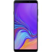 "Telefon Mobil Samsung Galaxy A9 2018, Procesor Octa-Core 2.2GHz / 1.8GHz, Super Amoled Capacitive touchscreen 6.3"", 6GB RAM, 128GB Flash, 4 Camere 24MP + 8MP + 10MP + 5MP, Wi-Fi, 4G, Dual Sim, Android (Roz) + Cartela SIM Orange PrePay, 6 euro credit, 6 GB"