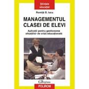 Managementul clasei de elevi/Romita B. Iucu