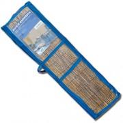 Maxpack Rákos na plot 2 x 5 m rohož rákosová plotová rohož