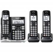 Telefonos Inalambricos Panasonic Kx-tgd563a 3 Auriculares
