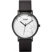 Cluse La Roche Full Black White/Marble CL40002