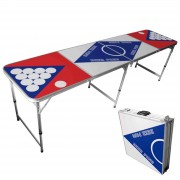 StudyShop Billigt Beer Pong Bord (USA-design)