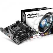Carte mère ASRock FM2A88M Extreme4+ R2.0 Micro ATX Socket FM2+ AMD A88X - SATA 6 Gbps - USB 3.0 - 2x PCI-Express 3.0 16x