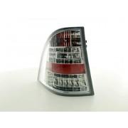 FK-Automotive fanale posteriore LED Mercedes Benz classe M (tipo W163) anno di costr. 98-05, cromato