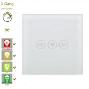 Сензорен ключ за осветление с WiFi контрол Димируем