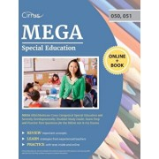 MEGA Mild/Moderate Cross Categorical Special Education and Severely Developmentally Disabled Study Guide: Exam Prep and Practice Test Questions for th, Paperback/Cirrus Teacher Certification Exam Prep