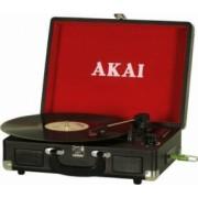 Pick-up AKAI ATT-E10 cu inregistrare pe USB Negru