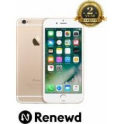 Telefon Mobil Apple iPhone 6 16GB Gold Renewd