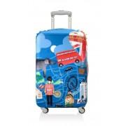 LOQI Pokrowiec na walizkę LOQI Urban London