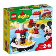 LEGO Duplo Barca lui Mickey