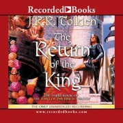 Return of the King: Book Three in the Lord of the Rings Trilogy, Audiobook