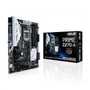 Matična ploča MB LGA1151 Z270 ASUS PRIME Z270-A, PCIe/DDR4/SATA3/GLAN/7.1/USB 3.1
