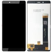 Display Nokia 1 Plus Cu Touchscreen Negru