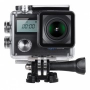20MP 1080P 4K Wisconsin-Fi Camara de accion deportiva con giroscopio-Negro