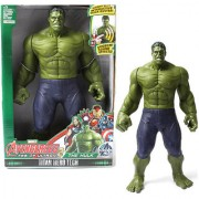 Hulk Marvel Super Hero Legends 12 Inch (30 CM) Action Figure Toy with LED light Sound