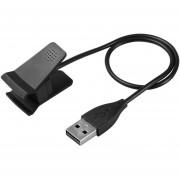 EW Sustitución del cable de carga USB Cable cargador para Pulsera Clip Fitbit Alta.