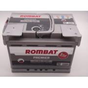 Baterie auto Rombat Premier 12V 60Ah LB2 580A