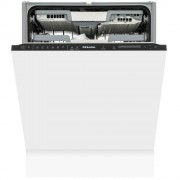 Miele G7360 SCVi AutoDos Built In Fully Integrated Dishwasher - Black