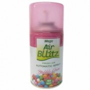 Odorizant camera Mega Air bllitz Rezerva Bubble Gum 220ml