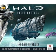 Halo: Fleet Battles The Fall of Reach 2-Player Battle Box