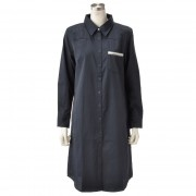 CCT エレガントなシャツワンピース【QVC】40代・50代レディースファッション