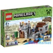 LEGO MINECRAFT Sivatagi kutatóállomás 21121