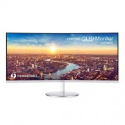 Monitor Samsung CJ791, 34'', UltraWQHD, VA, DP, HDMI, USB