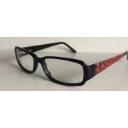 SK502 - műanyag szemüvegkeret