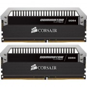 Memorie Corsair Dominator Platinum 16GB (2x8GB), DDR4, 2400MHz, CL15, Black