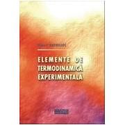 Elemente de termodinamica experimentala. matrixrom