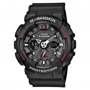 Ceas Casio G-Shock GA-120-1A Motorcycle sports motif