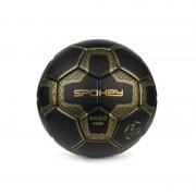 Spokey AMBIT MINI fotbal minge vel. 2 black-auriu