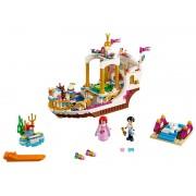 Lego Barco real de ceremonias de Ariel