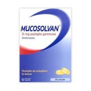 Sanofi Spa Mucosolvan 15 Mg Pastiglie Gommose 20 Pastiglie In Blister Pvc/Al