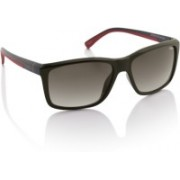 IDEE Retro Square Sunglasses(Grey)