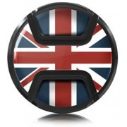 Kaiser Lens cap snap-on style union jack 49mm