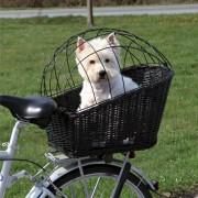 Cesta con rejilla para bicicletas Trixie.- 49 x 35 x 55 cm (L x An x Al)