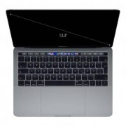 """Apple MacBook Pro 2018 13"""" Touch Bar/ID 2,30 GHz Dual-Core Intel Core i5 with 128 MB eDRAM (Turbo Boost up to 3,8 GHz) 2,30 GHz 256 GB SSD 8 GB"""